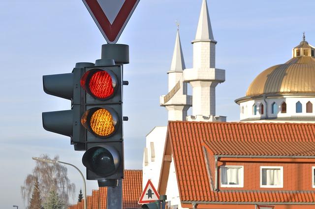 Trafikljus rödljus