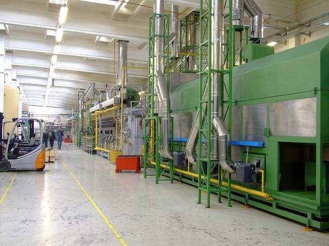 Bild på Produktion industri industrilokal