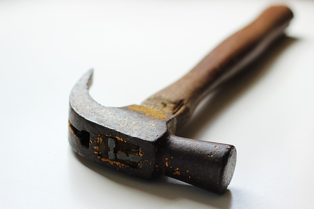 Bild på hammare