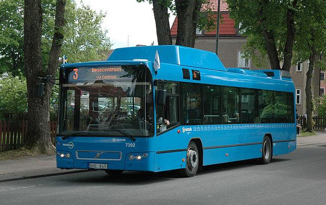Stadsbuss Västtrafik